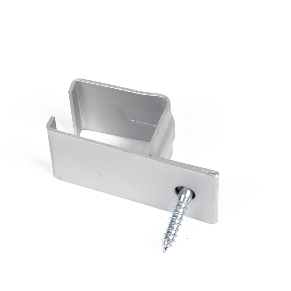 OEM Style Easily Assembled Thick Galvanized Steel Hanging Door Track Brackets