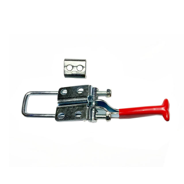 Zinc Plating High Capacity Toggle Latch for Hardware Equipment