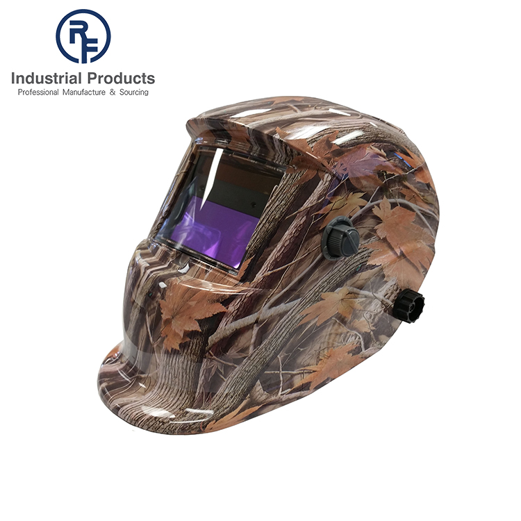 Camo Light Weight Auto-darkening Welding Helmet