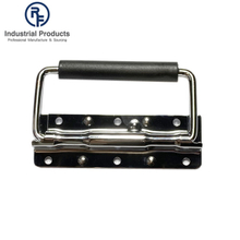 Heavy Duty Stainless Steel Handle Latch With Bolt On