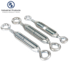 OEM Style Zinc Coated Swivel Cast Iron Eye Bolt Turnbuckle