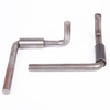 Steel Weld on Trailer Door Latches