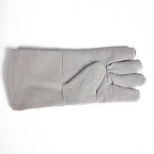 14 Inch Econo Type White Welding Gloves